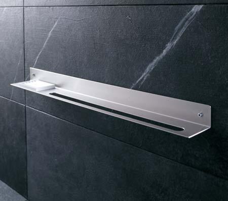 Mobili per il bagno accessori mensola portasalviette - Portasalviette bagno ...